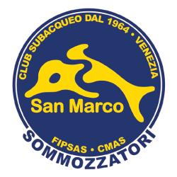 Logo Club Sommozzatori San Marco